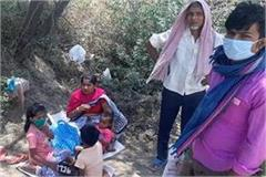 bad conditions of migrant laborers in scorching heat