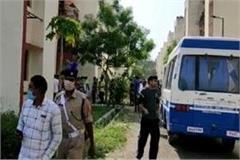 prayagraj crpf jawan commits suicide after killing wife children