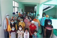78 corona patients won battle in hoshiarpur