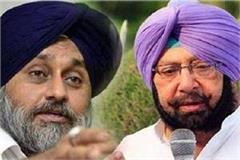 akali dal captain sarkar over liquor