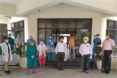 2 more patients won  corona  victory in kapurthala