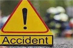 5 people killed 12 seriously injured in 2 road accidents in sagar