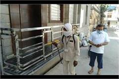 corona retired officer from merchant navy returned from mumbai 3 days ago