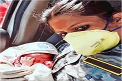 4 hour newborn found eat ants garbage indore case register against unknown