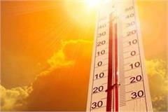punjab suffering from hot winds and heat