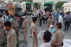 29 killed in auraiya horrific accident injured during treatment