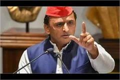 akhilesh angry over the fir being related to corona said  bjp