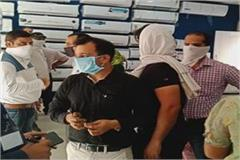 challans started without wandering masks in haryana