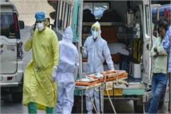 prayagraj first death due to corona virus