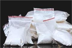 5 accused were arrested for smuggling drug