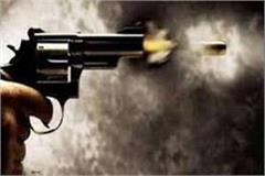 in gurugram a young man was killed by roasting with bullets