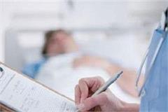 staff nurse s health deteriorated in civil hospital unconscious