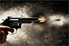 three miscreants shot bike rider in katni
