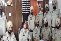 tarn taran 40 crore heroin recovered from indo pak border