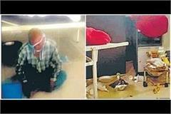 meerut dislocations heavy in kovid 19 hospital