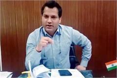 vijay kumar takes charge of sdm nadaun