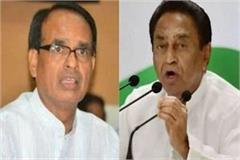 just kamal nath attacked shivraj on politics