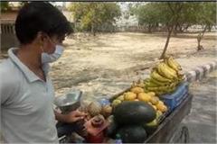 lockdown changed business methods made everyone a vegetable fruit seller