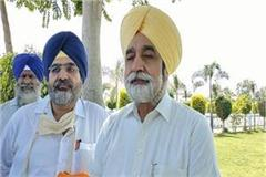 akali dal tightened up on the invitation of captain