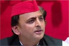 akhilesh jumped in the bus dispute said why does the government