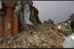 cm yogi breaks down gorakhnath temple shops for the sake of