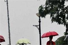 himachal will again change weather rain and storm warning