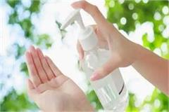 the scarcity of sanitizer finished in up will be sent to other