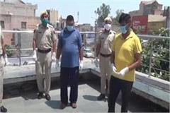 sonipat liquor scam police failed to catch its own jawan