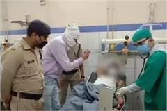 prisoner cut private part and offered it to shiva temple