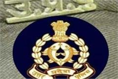 three policemen including si suspended in muzaffarnagar