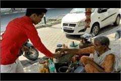 haryana news 65 year old elderly women did not waver in lockdown