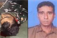 ghazipur soldier killed in handwara terror attack in jammu