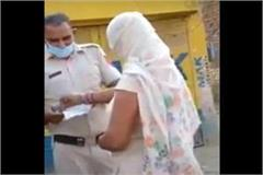 video of traffic policeman taking bribe goes viral