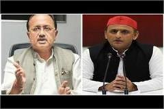 siddharthnath singh said on akhilesh yadav s tweet  he only makes a noise