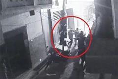 fighting between two parties six injured