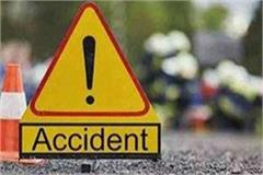 one laborer killed 14 injured 3 different road accidents shajapur