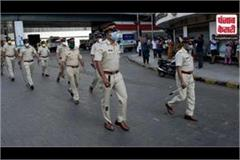 notice to shamli rpf in charge for sending personnel home