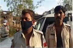 villagers attack police patroll team sehore 2 policemen injured