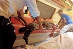 bilaspur road accident 2 yuvak death