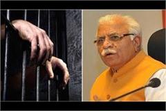 prisoners parole to be extended for 6 more weeks in haryana