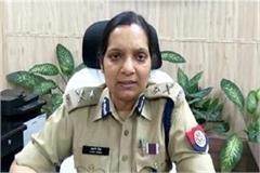 ips laxmi singh takes charge of lucknow ig to work on
