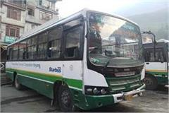 shimla himachal bus run plan