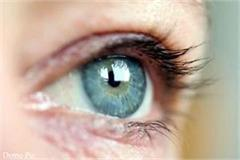 eyesight disappears as 20 years old