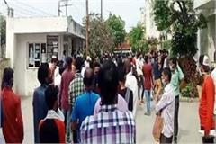 ruckus of labors in sirmaur and solan