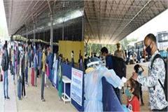 palampur mumbai 265 people medical checkup