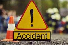 father and three children died in road accident mother seriously injured