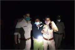 shamli police got big success vicious crook arrested in encounter