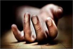 youth in deputation commits suicide due to work shutdown in lockdown