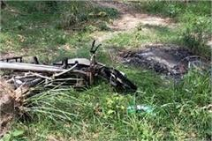 burnt bodies of two youths found near canal
