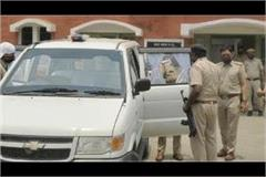 haryana news panipat retired si arrested due to save toll